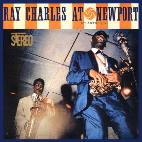 Ray Charles At Newport by Ray Charles
