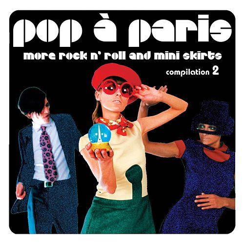 Pop A Paris Compilation 2 fra Various Artists