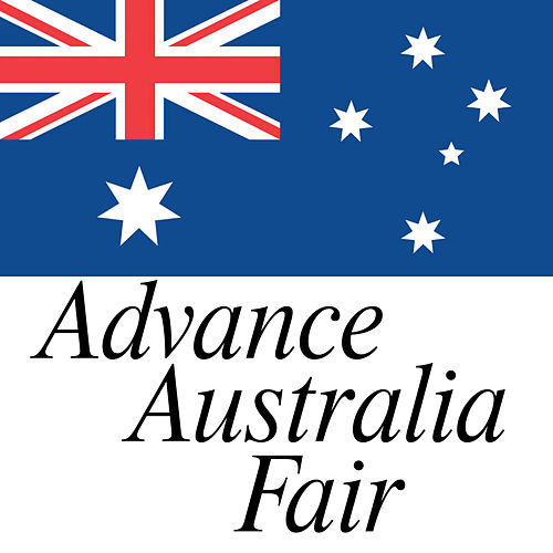 Advance Australia Fair de Australian Anthem