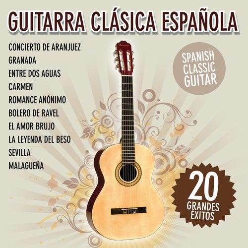 Guitarra Clásica Española - 20 Grandes Éxitos de Spanish Classic Guitar