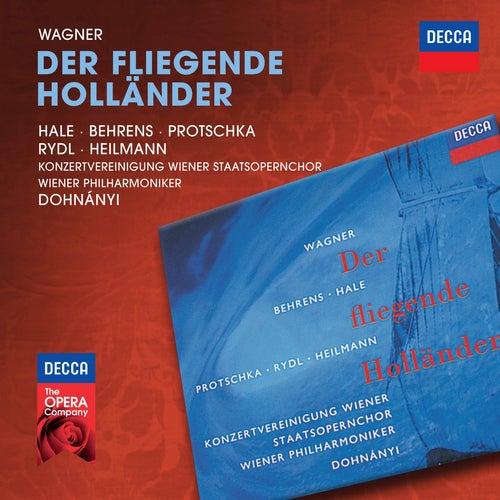 Wagner: Der Fliegende Holländer by Robert Hale