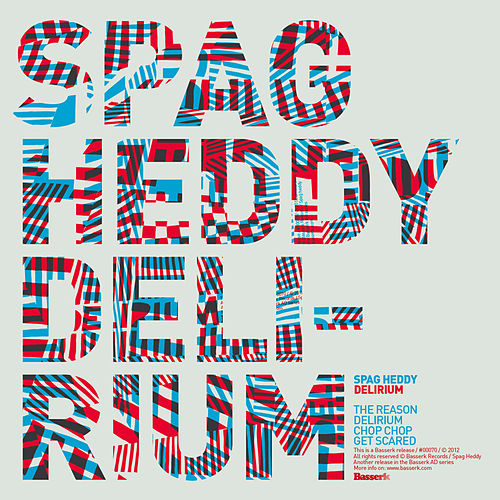 Delirium by Spag Heddy