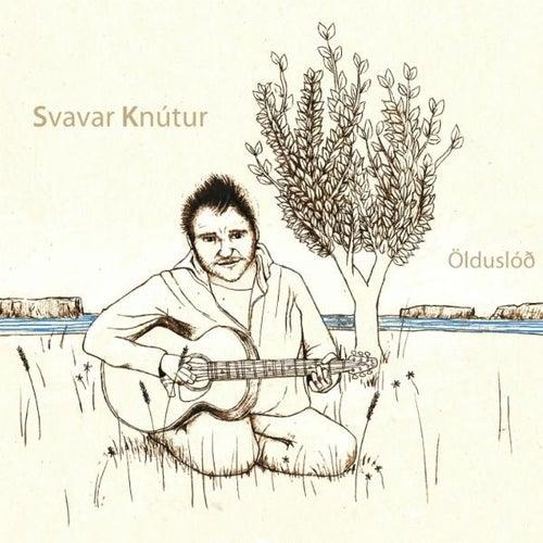 Ölduslóð (Way of Waves) by Svavar Knútur