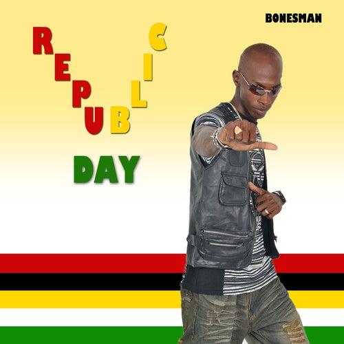 Republic Day von Bonesman