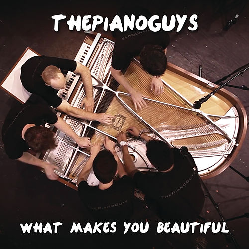 What Makes You Beautiful de The Piano Guys