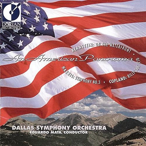 Copland, A.: Billy the Kid Suite / Bernstein, L.: On the Waterfront / Harris, R.: Symphony No. 3 (An American Panorama) de Dallas Symphony Orchestra