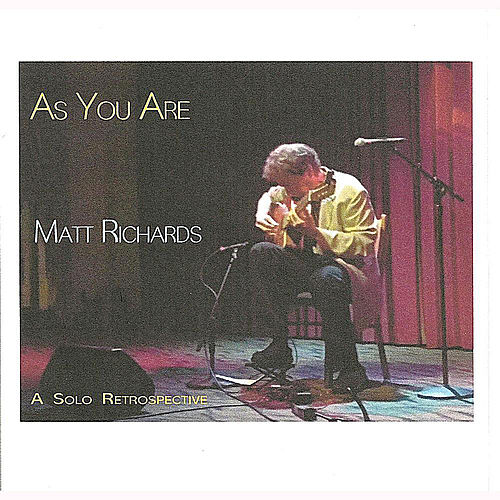 As You Are by Matt Richards