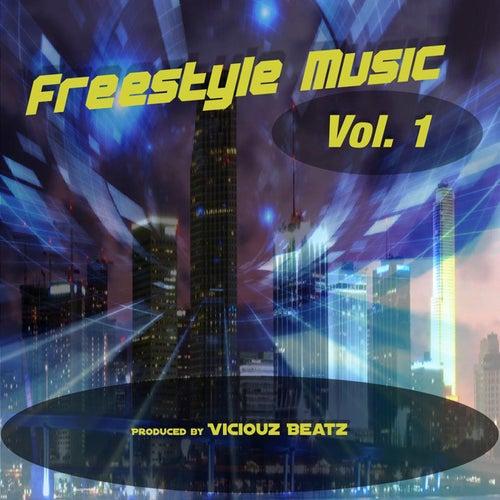 Freestyle Music Vol. 1 von Viciouz Beatz
