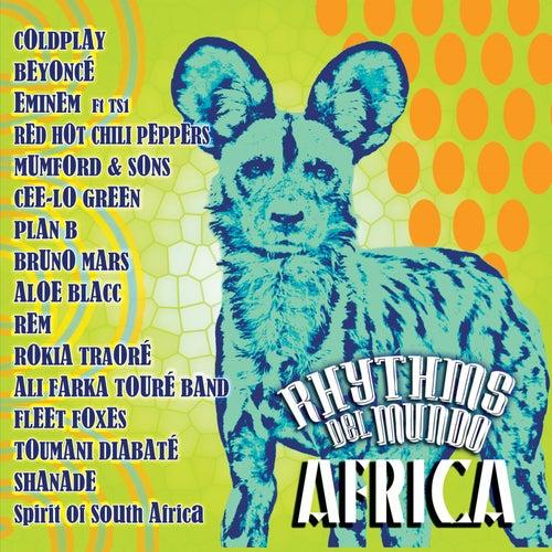 Rhythms Del Mundo Africa von Rhythms Del Mundo