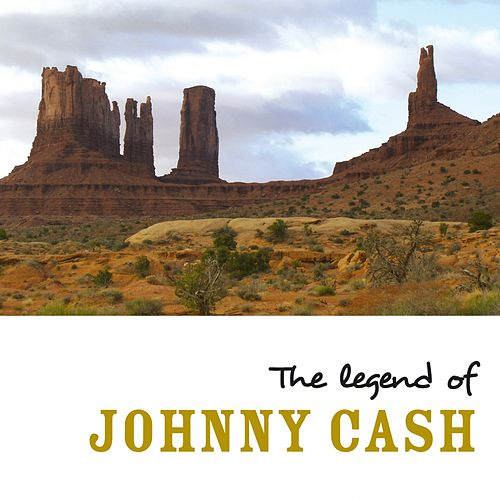 The Legend of Johnny Cash (5 Hits) de Johnny Cash