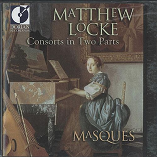 Locke, M.: Consorts in 2 Parts de Masques