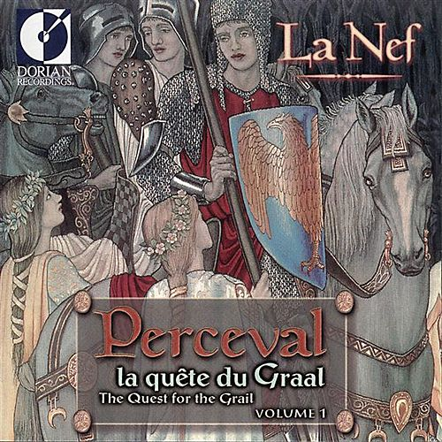Bergeron, S.: Perceval La Quete Du Graal (The Quest for the Grail, Vol. 1) (La Nef) by Daniel Taylor