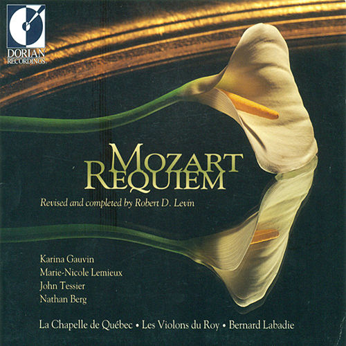 Mozart, W.A.: Requiem in D minor, K. 626 de Karina Gauvin