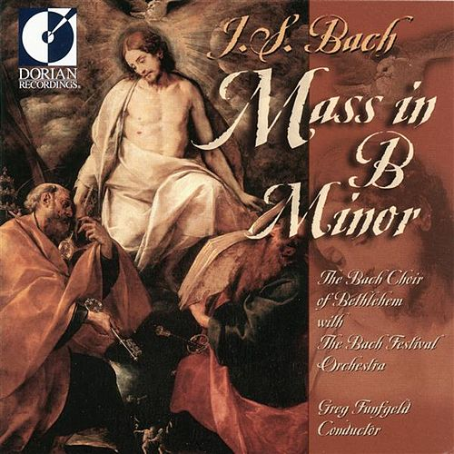 Bach: Mass in B Minor by Tamara Matthews