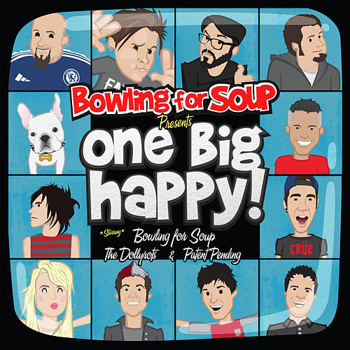 Bowling For Soup Presents One Big Happy by Various Artists
