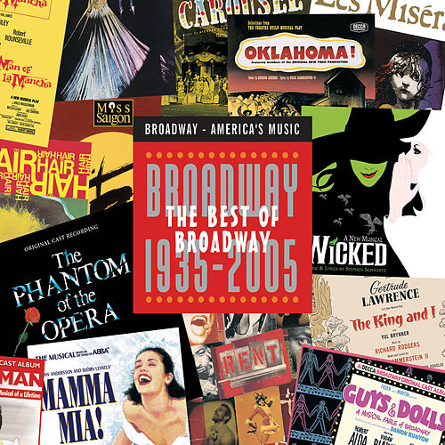 Broadway - America's Music de Various Artists