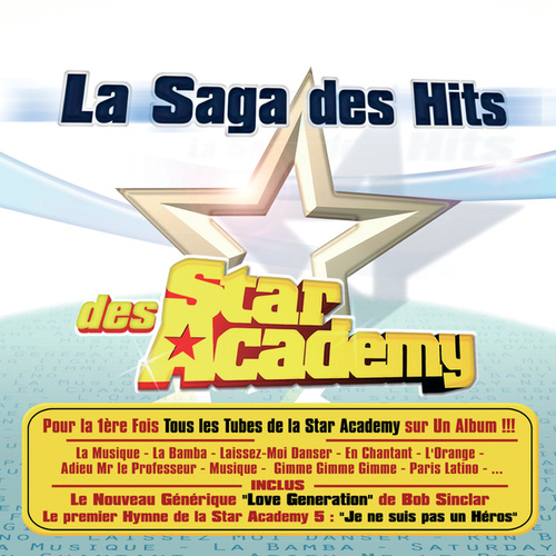 La Saga Des Hits von Various Artists