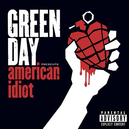 American Idiot de Green Day
