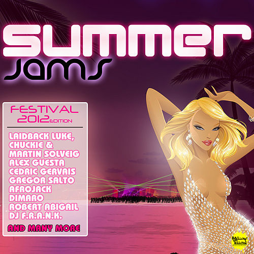 Summer Jams Festival Edition 2012 by Various Artists