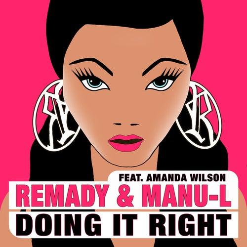 Doing It Right von Remady