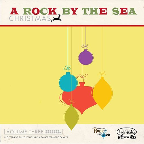 A Rock By The Sea Christmas :: Volume Three de Various Artists