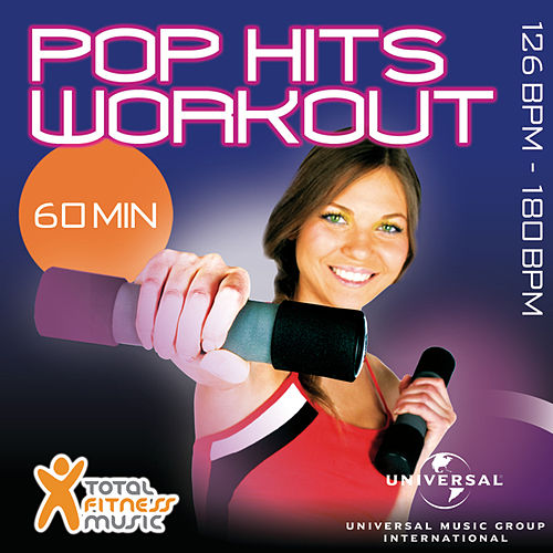 Pop Hits Workout 126 - 180bpm Ideal For Jogging, Gym Cycle, Cardio Machines, Fast Walking, Bodypump, Step, Gym Workout & General Fitness de Various Artists
