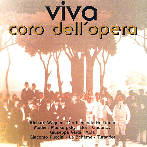 Viva - Coro dell' Opera Vol. 3 de Various Artists