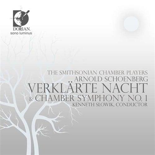 Schoenberg, A.: Verklarte Nacht / Chamber Symphony No. 1 by Smithsonian Chamber Players
