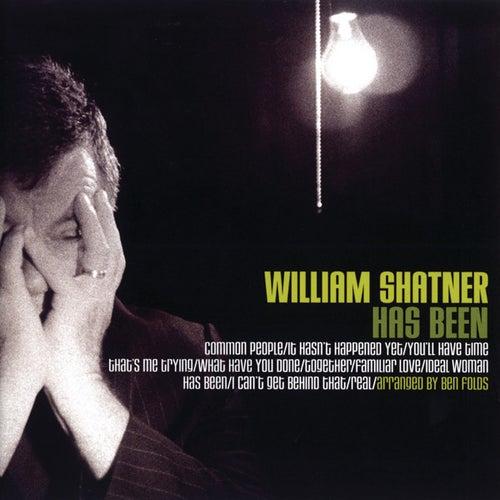 Has Been (Arranged By Ben Folds) de William Shatner