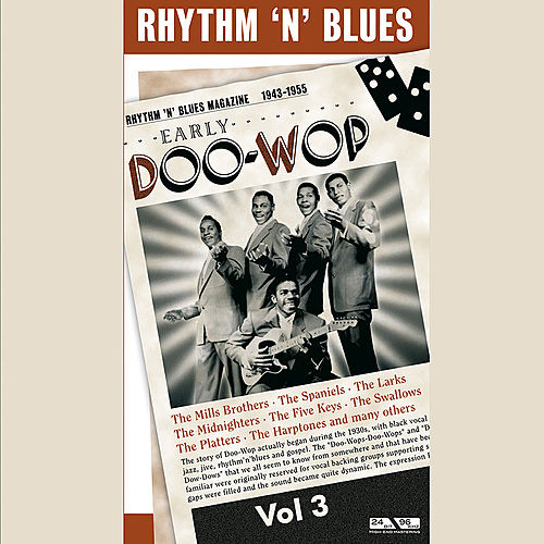 The Early Doo Wop Vol. 3 de Various Artists