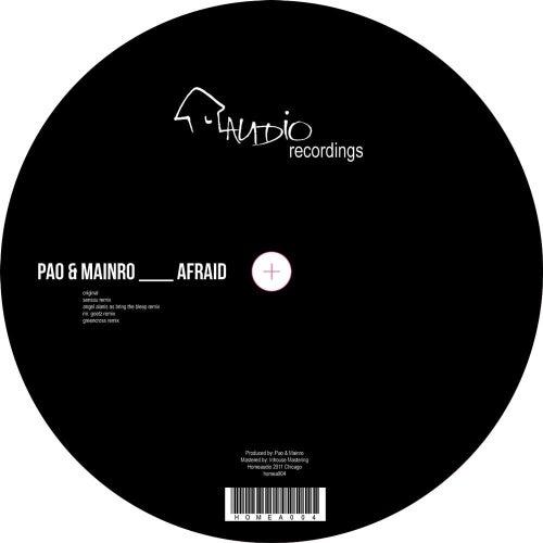 Afraid by PAO