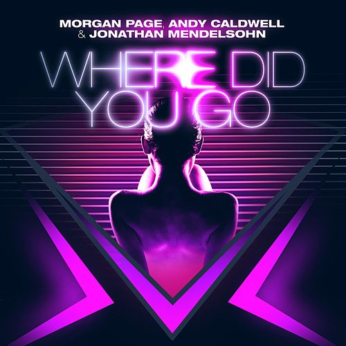 Where Did You Go by Morgan Page