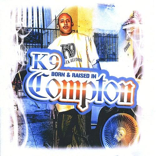 Born And Raised In Compton von K-9