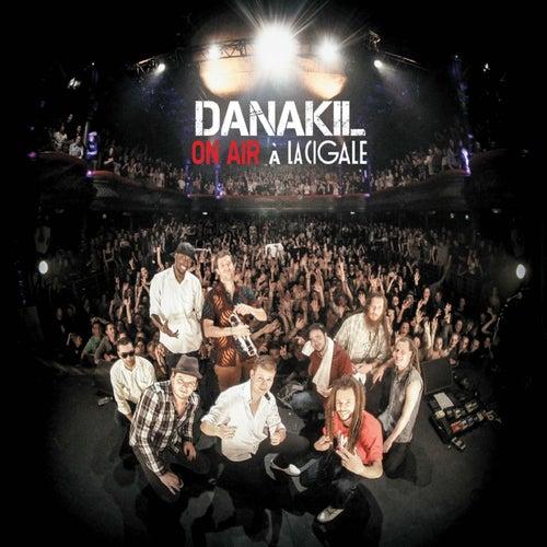 On Air (Live à la Cigale) de Danakil