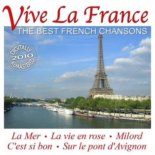 Vive La France - Die schönsten Chansons aus Frankreich - The Best French Chansons de Various Artists