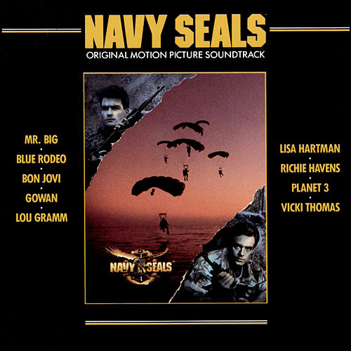 Navy Seals Original Motion Picture Soundtrack de Navy SEALS