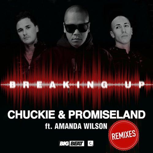 Breaking Up (Remixes) von Chuckie