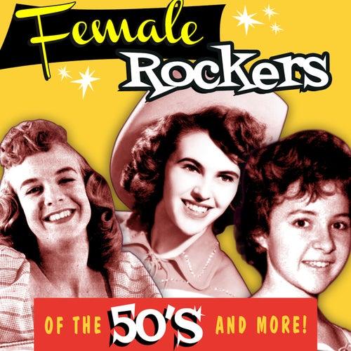 Female Rockers of the 50's de Various Artists
