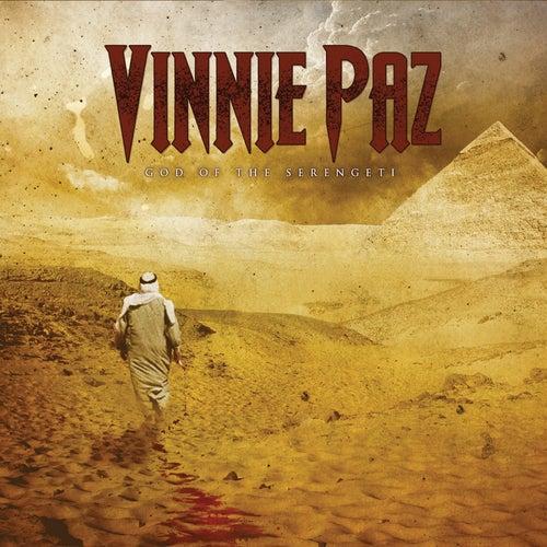 God of the Serengeti by Vinnie Paz