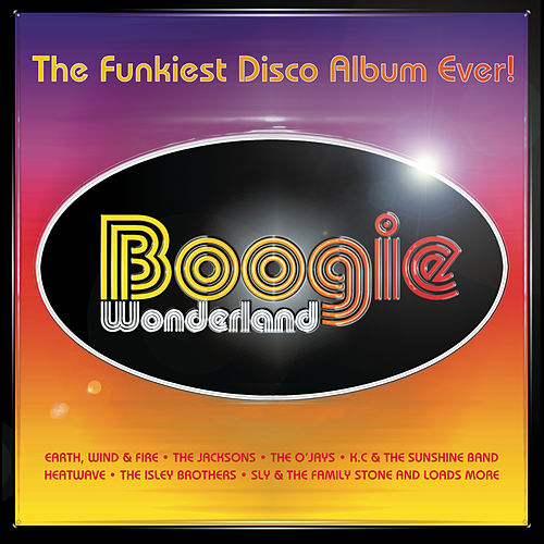 Boogie Wonderland de Various Artists