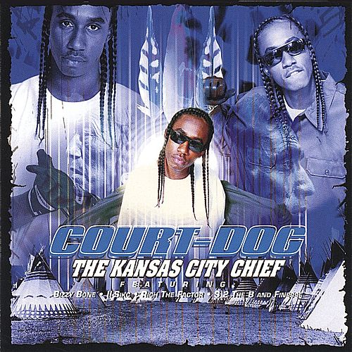 The Kansas City Chief by Court Dog