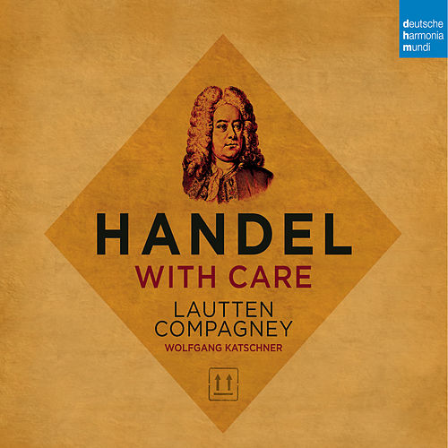 Handel with Care by Lautten-Compagney