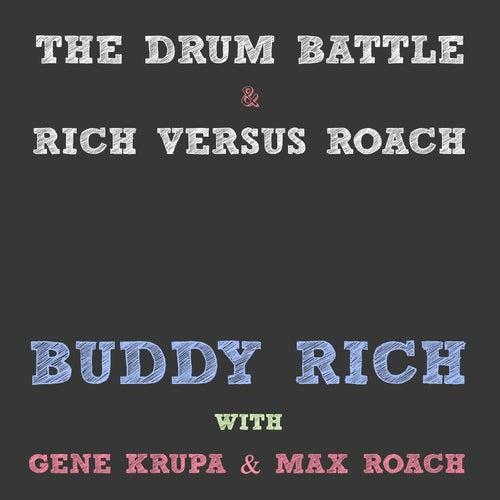 The Drum Battle & Rich Versus Roach (Remastered) de Various Artists