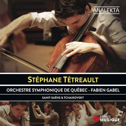 Saint-Saëns & Tchaikovsky von Stéphane Tétreault