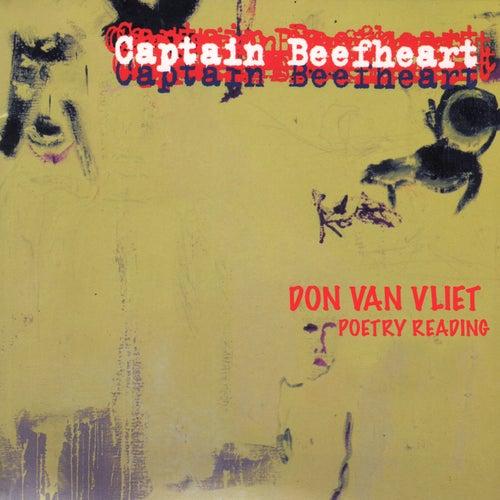 Don Van Vliet Poetry Reading by Captain Beefheart