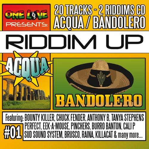 Riddimup#1: Acqua/Bandolero by Various Artists