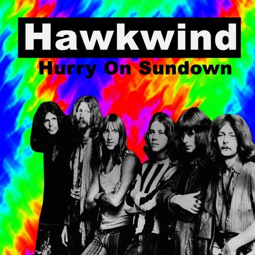 Hurry On Sundown de Hawkwind