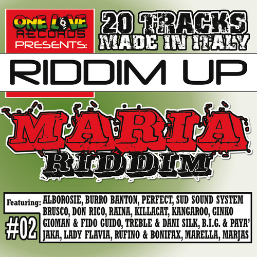 Riddimup#2: Maria riddim by Various Artists