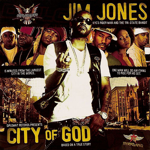 City of God von Jim Jones