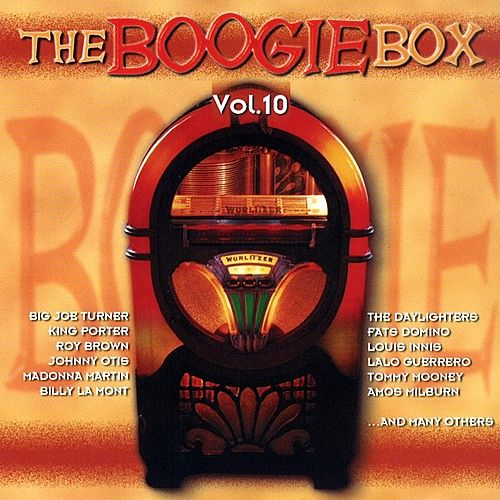 Boogie Woogie History Vol.10 de Various Artists